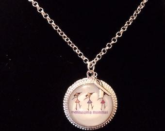 Meningioma Mommas Fundraiser Necklace