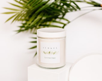 SUMMER DAYS - Summer 2021 - Soy Candle
