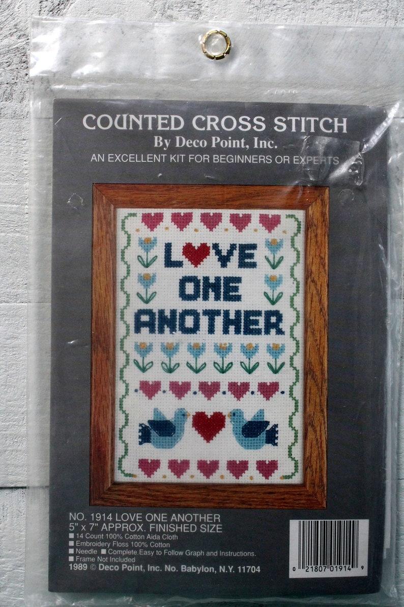 Hago Boda Sampler Cross Stitch Kit