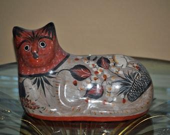 Medium TONALA CAT Mexican Folk Art