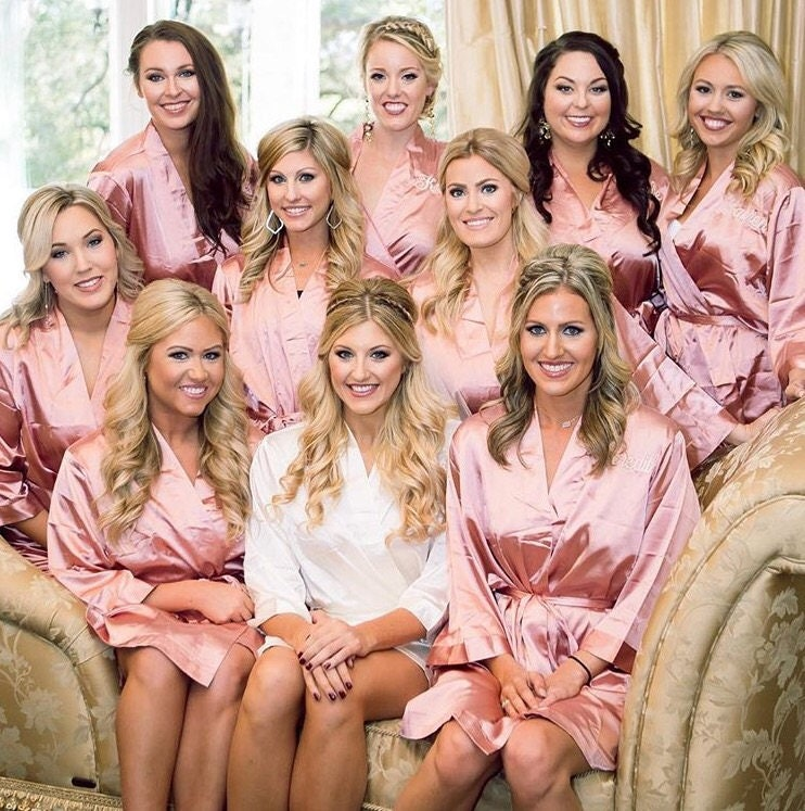 Bridesmaid Robes a6527d68f