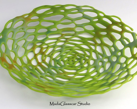 The Nest Fused Glass Bowl