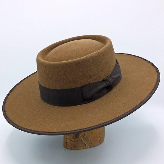 The Portuguese Riding hat Handmade Bolero Hat  b613661543ed