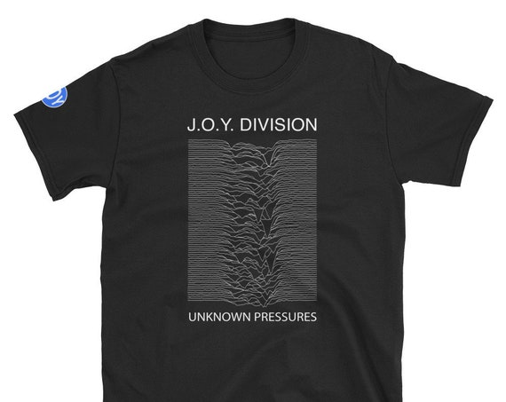 Unknown Pressures Short-Sleeve Unisex T-Shirt by J.O.Y.