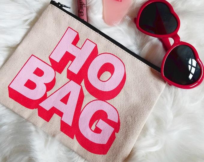 Ho Bag Canvas Make Up Studio Bag