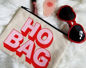 Ho Bag Canvas Make Up Studio Bag