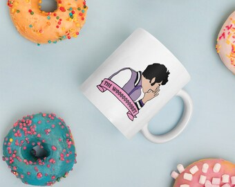 The Worst Jean Parks and Rec Double sided Mug
