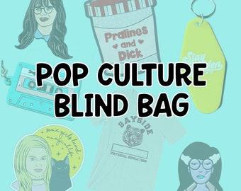 Pop Culture Blind Bag Random Assortment of Pop Culture Merch