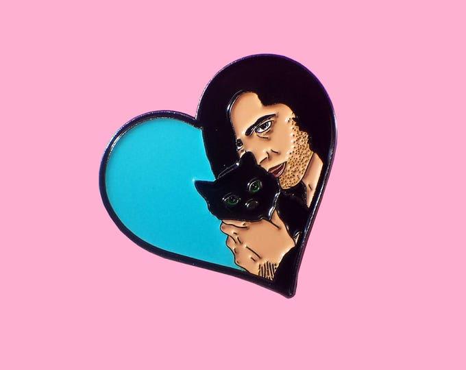 Glenn Danzig Loves Cats