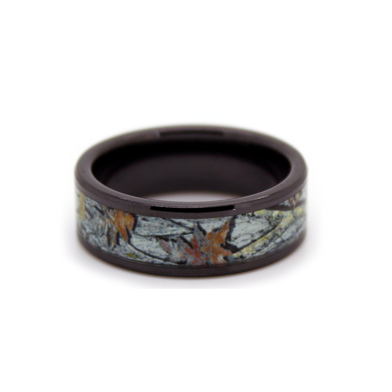 50: Ceramic Camo Wedding Rings At Websimilar.org