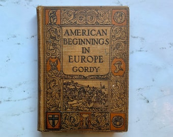 Henry VII American Beginnings in Europe