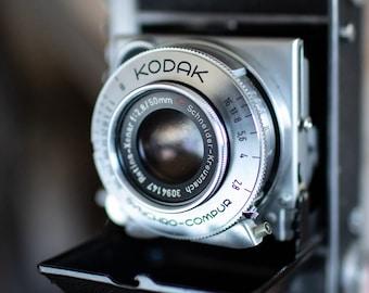 1950's Vintage Kodak Retina Ia (Type 015) Folding 35mm Film Camera