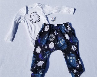 SALE -- Baby Adipose Clothing Set