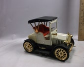 Transistor Radio Ford Model T 1917 Toy Size Car Working AM Transistor Radio Made in Japan. epsteam