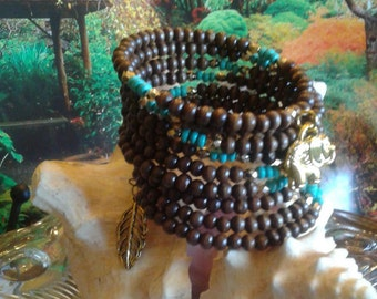 Strength  - Memory Wrap Bracelet