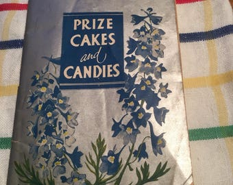 Prize Cakes and Candies