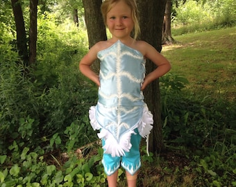 Periwinkle Dress Fairy Dress Disney Costume Custom Order For Your Child  Sizes 2T To 14