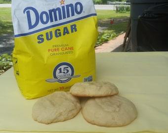Homemade cookies, Gourmet cookies, Classic Amish cookies, Pa Dutch, Amish Sugar Cookies, Christmas cookies, 1 doz