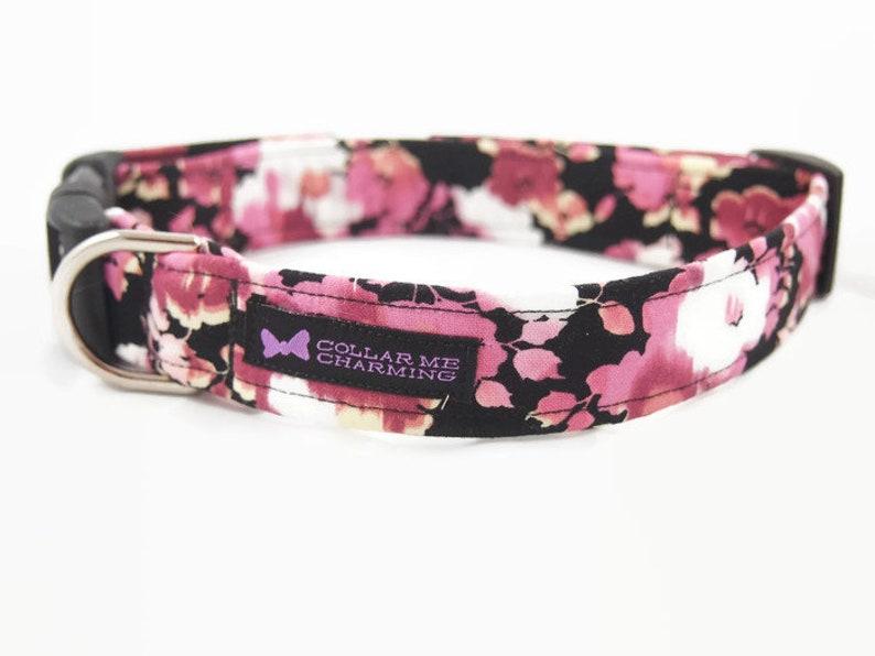 Dog Collar Lily image 0