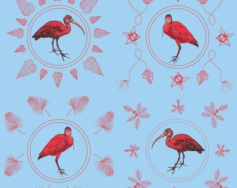 Scarlet Ibis Wallpaper