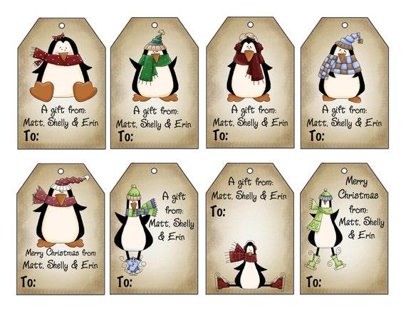 Canny image within free printable customizable gift tags