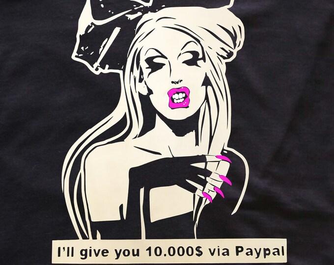 Alaska Thunderfuck - T-shirt Rupaul's Drag Race T-Shirts / dress/ tops