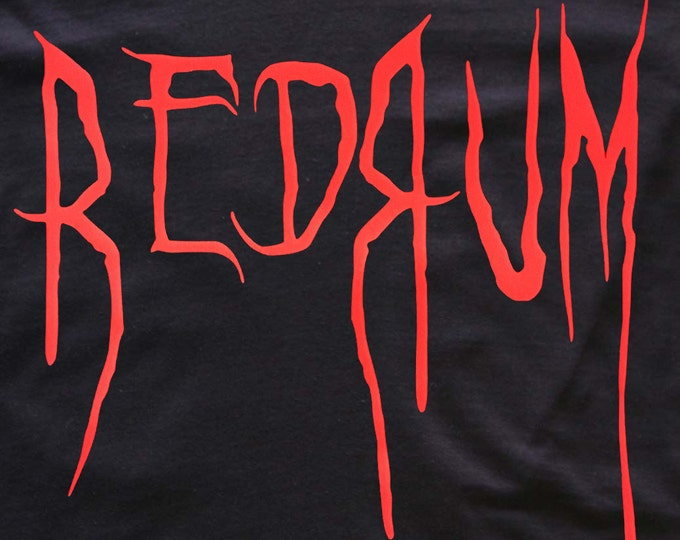 REDRUM T-Shirt/tank top/dress - Stanley Kubrick The Shining - Room 237