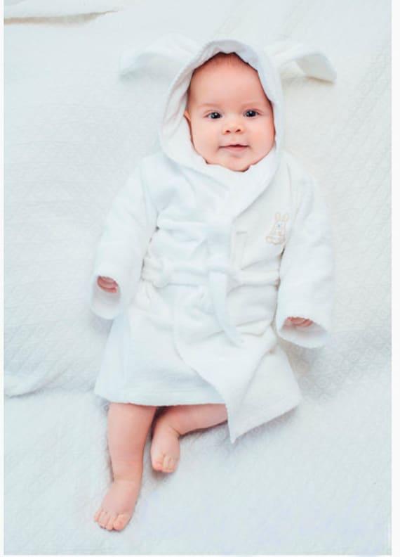 Trendy Baby Clothes Baby Bathrobe Embroidered Bathrobe Baby Etsy