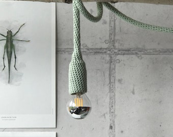 Lampe mini, diy mini pendant lamp