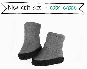 Riley Kish BOOTS:  original m.e.g.designs boots choose from 29 COLORs