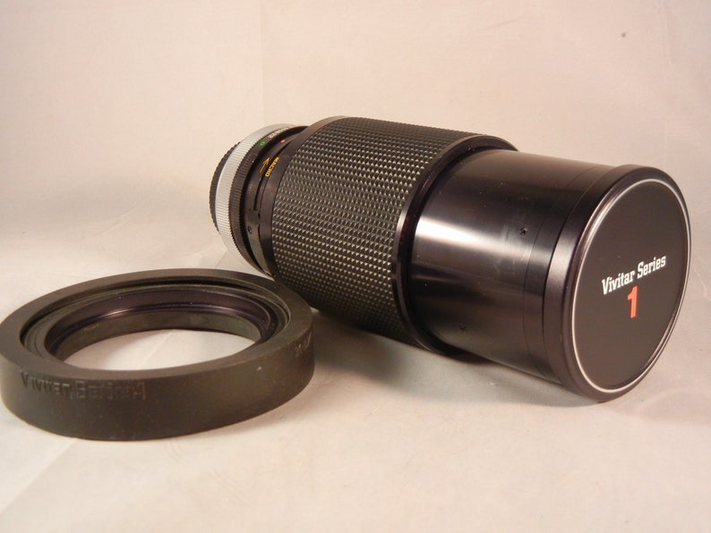 Canon FD mount Vivitar (Kiron) Series 1 70-210mm f/3 5 Canon FD mount