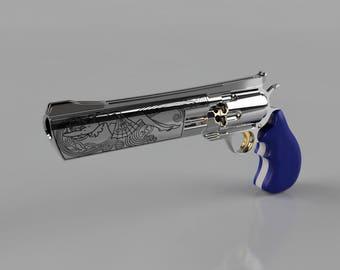 Team Fortress 2 Ambassador Revolver - Model for 3D Printing