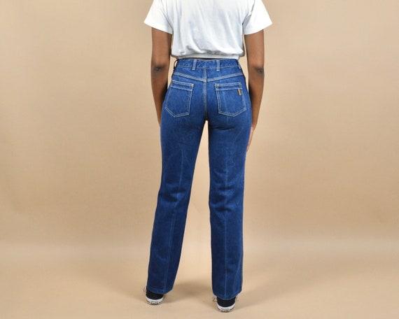 Yves Saint Laurent Size 27 Vintage Denim 70s/80s … - image 3