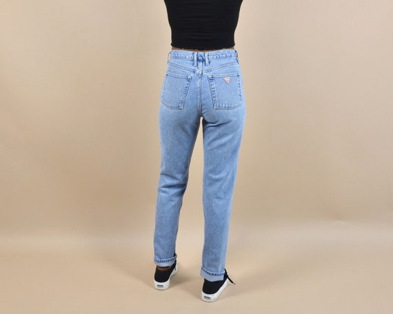 Guess Size 29 Denim High Rise Jeans - image 4