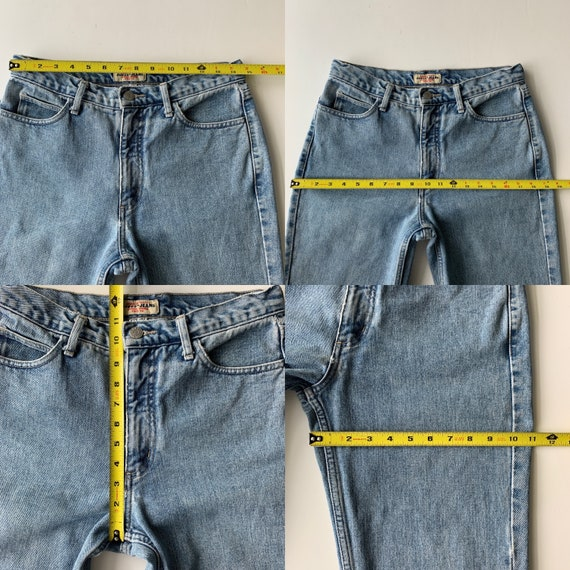 Guess Size 29 Denim High Rise Jeans - image 7