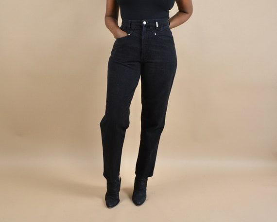 Rockies Size 28 Black High Rise Vintage Jeans