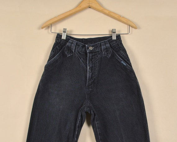 Rockies Size 22 XXS Black Vintage High Rise Denim