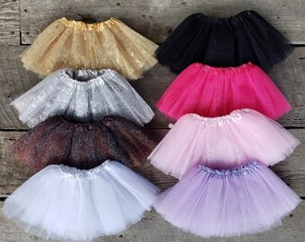 Andrina Custom Sewn Handmade Tutu Baby Tutu Girls Birthday Tutu Girls Tutu Purple and Lavender Tutu Photo Prop Tween Tutu