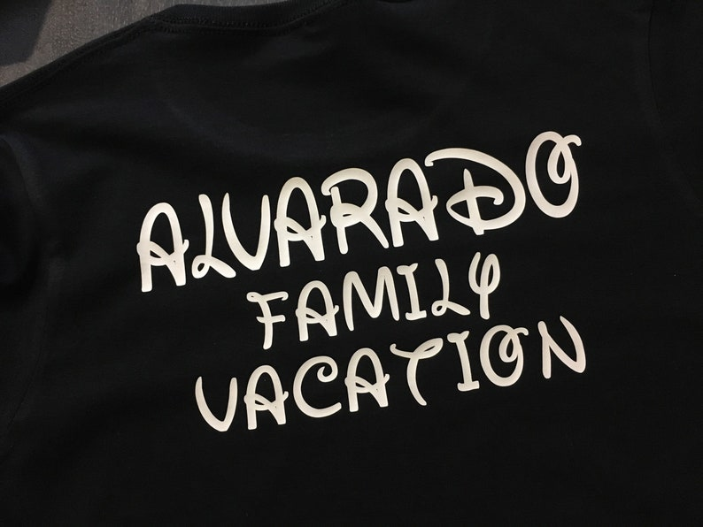 13f98bc2c Custom family name shirts family matching shirts family   Etsy
