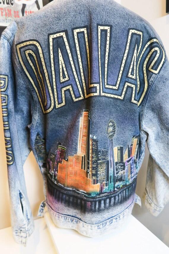 Dallas Acid Wash Jean Jacket