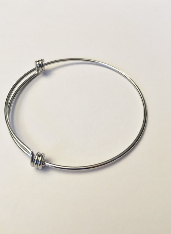 Girls Teens GIFT BOXED Capricorn Expandable Wire Bangle Bracelet For Women