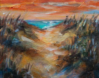 Dunes Eve Sunset 8