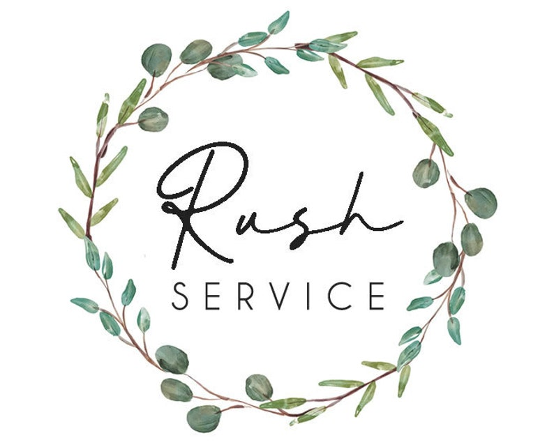 SAME DAY RUSH Order Service image 0