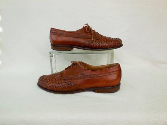 Vintage Leder PUMPS SHELBY schwarze High Heelsschwarz PumpsRetro Pumpsschwarzes Kleid SchuheSekretärin SchuheFifth AveSmart SchuheGröße 7 M
