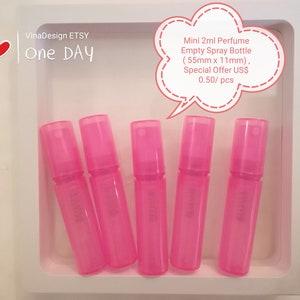 2ml Mini Spray BottleRefillable