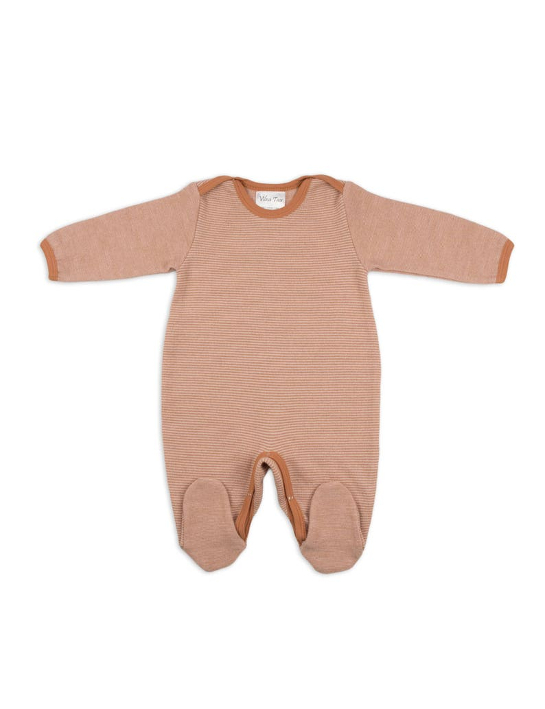 b522129c17510 Merino wool pajama with feet - Rompers - Baby rompers - Baby rompers with  feet - Merino wool rompers - Toddler rompers
