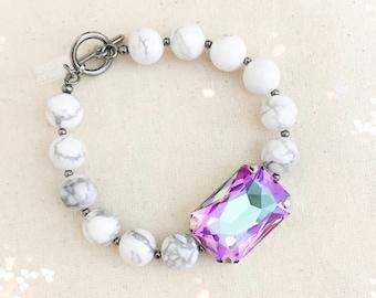 Marbled Unicorn Bracelet