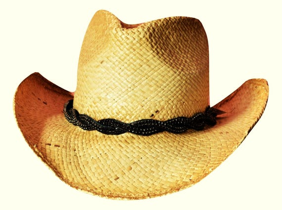 4655a028434 Black Hat Band Adjustble Hat Band Hat Accessories Hat