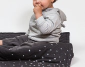 Warm organic cotton baby blanket , free shipping