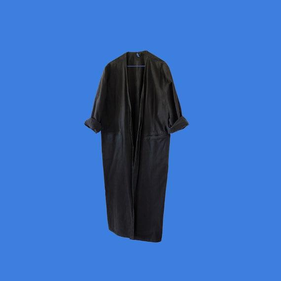 VUOKKO (marimekko) vintage oversize cotton jacket - image 1